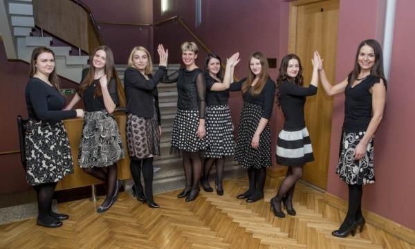 Ventspils Augstskolas jauniešu ansamblis