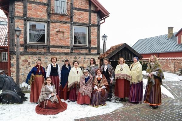 Ventspils tautas lietišķās mākslas studija Drellītis
