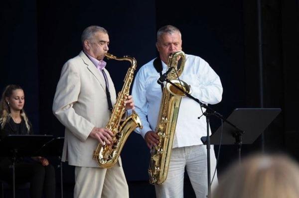 Ventspils Senioru bigbenda koncerts