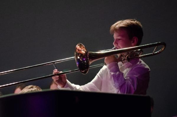 Ventspils Junioru bigbenda koncerts