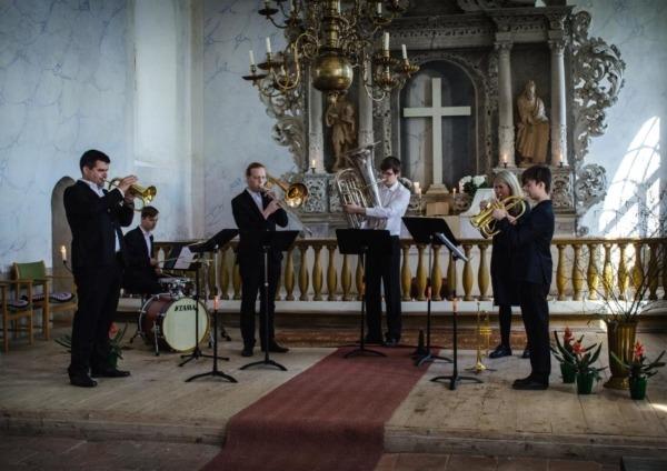 Instrumentālais ansamblis Ventspils Brass foto
