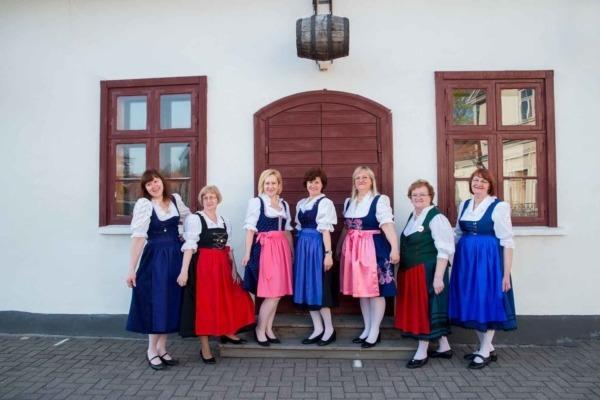 Vācu dziesmu ansamblis Windau